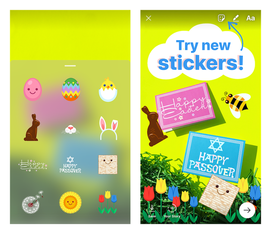 instagram-easter_passover_spring-stickers