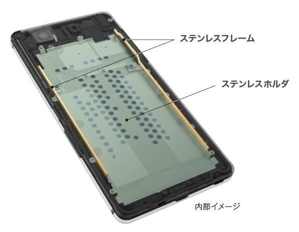 Fujitsu arrows NX_00004